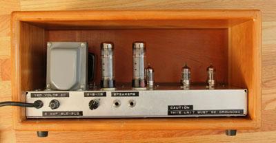 Glen Kuykendall - Amps